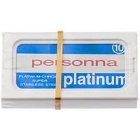 thumb-Personna dubbelzijdige platina scheermesjes van roestvrij staal-3