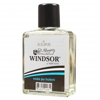 Alpa Windsor aftershave - Nostalgie uit Tsjechië