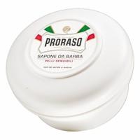 thumb-Proraso scheerzeep gevoelige huid met aloe vera en vitamine E-1