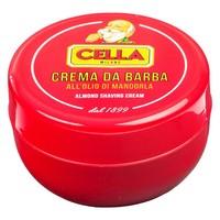 thumb-Cella Milano scheercrème met de geur van amandelen-1
