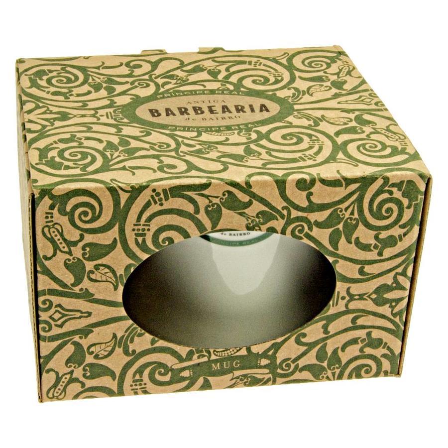 Antiga Barbearia scheerkom met handvat - collectie Principe Real-3