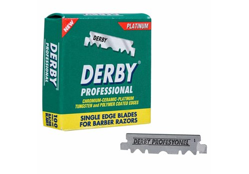 Derby single edge scheermesjes