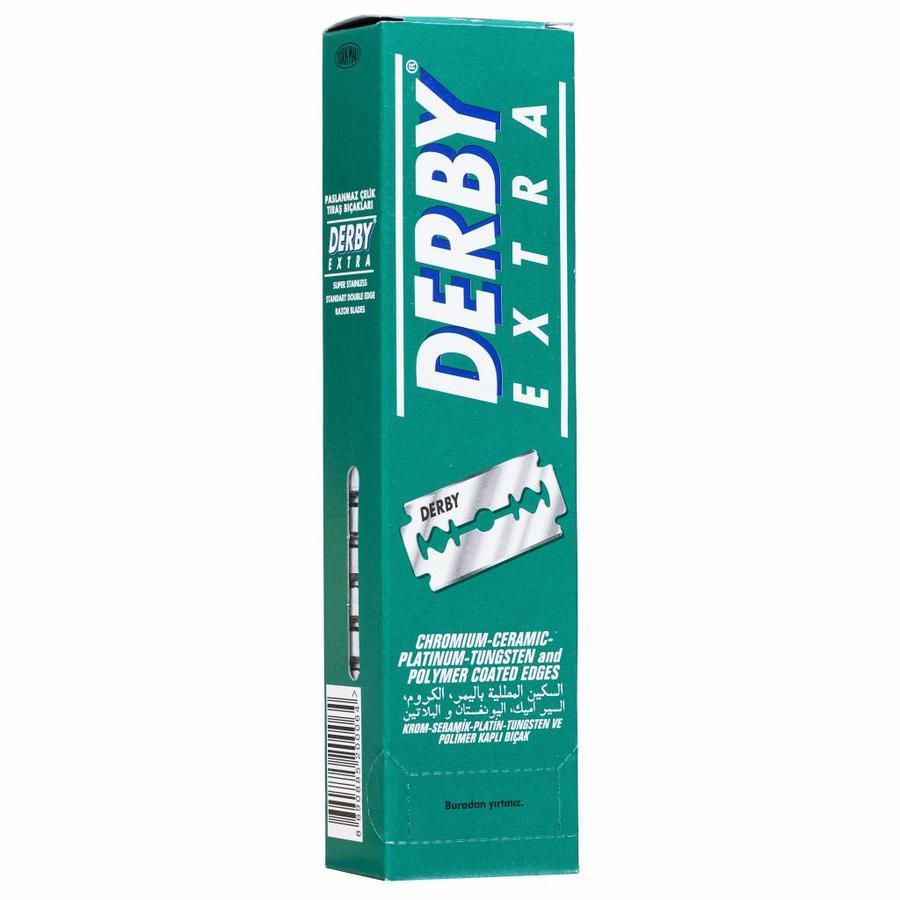 Derby dubbelzijdige scheermesjes scherp en voordelig-2
