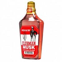 Pinaud Clubman Musk aftershave, een milde en kruidige cologne