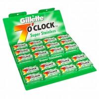 thumb-Gillette 7 O 'Clock super stainless scheermesjes-2
