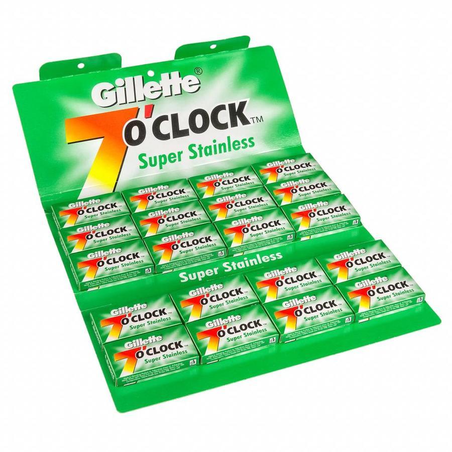 Gillette 7 O 'Clock super stainless scheermesjes-2