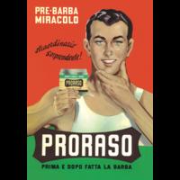 thumb-Proraso cadeauset Gino uit de vintage serie-3
