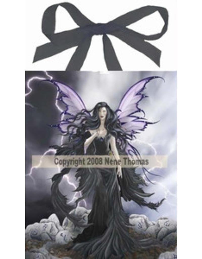 W.F. Peters Elfje wandtegel Storm Runes (by Nene Thomas)