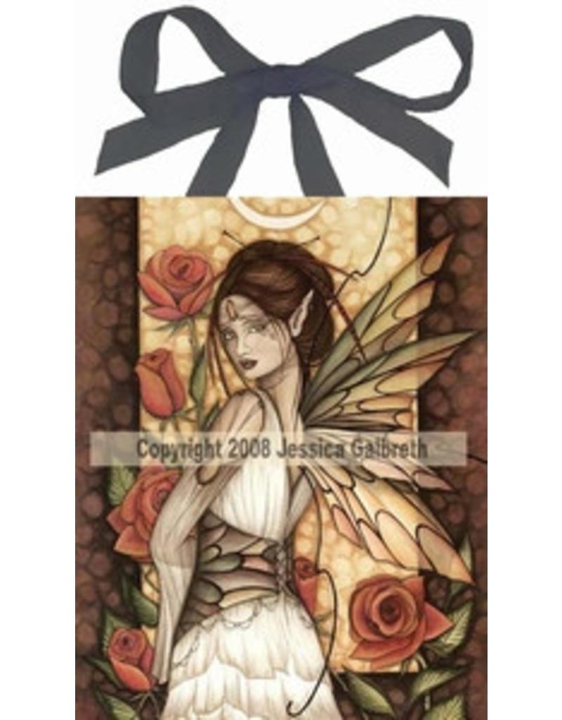 W.F. Peters Elfje wandtegel Gypsy Rose (by Jessica Galbreth)