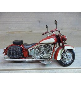 W.F. Peters Motor rood 28x11x14,5 cm