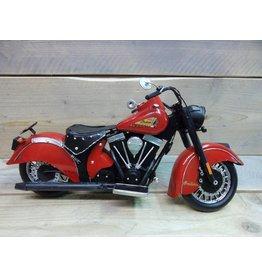 W.F. Peters Motor rood 41,5x19,5x21,5 cm