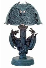 W.F. Peters Draken lamp hg 40 cm