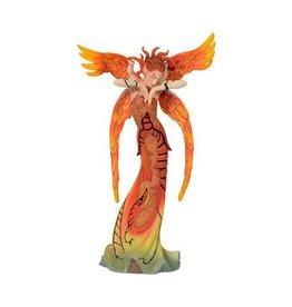 W.F. Peters Phoenix by Linda Ravenscroft hg 32 cm