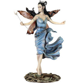 W.F. Peters Fairysite Elfje Nightwing by Renee Biertempfel hg 16 cm