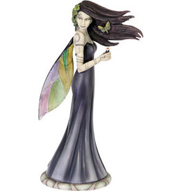 W.F. Peters Fairysite Elfje Dark Enchantment by Jessica Galbreth hg 20 cm