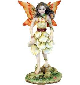 W.F. Peters Fairyland elf staand hg 8 cm