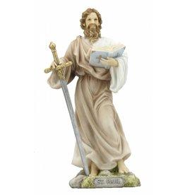 W.F. Peters St.Paul (Apostel v d heidenen) 10x8x20 cm