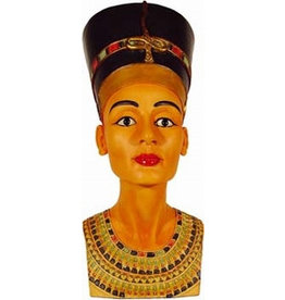 W.F. Peters Nefertiti buste hg 30 cm