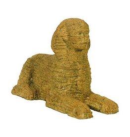 W.F. Peters Sphinx hg 8 cm lg 17 cm