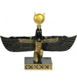 W.F. Peters Isis geknield (zwart/goud) 22 x 32 cm