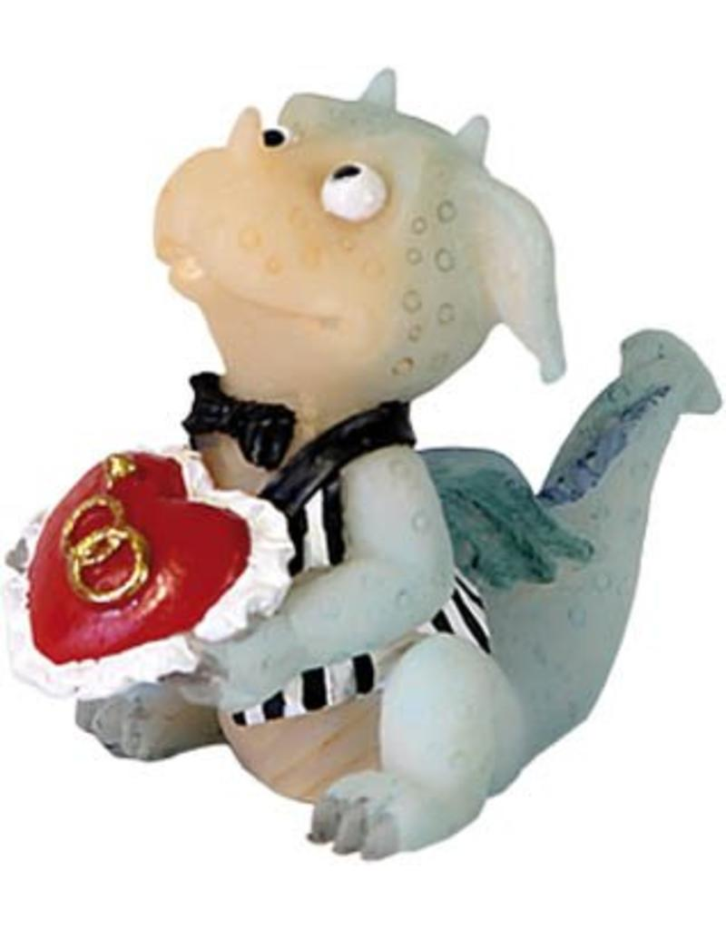 W.F. Peters Funny Dragon Happy day hg 5 cm