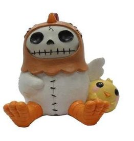 W.F. Peters Furrybones Chicken hg 9,5 cm