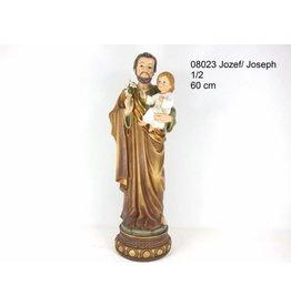 W.F. Peters Jozef met Jezus hg 60 cm