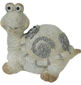 W.F. Peters Tuinbeeld Schildpad hg 25 cm br 30 cm