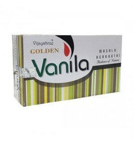 W.F. Peters Golden Nag Vanilla wierook 15 grams