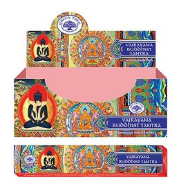 W.F. Peters Green Tree Buddhist Tantra wierook 15 grams