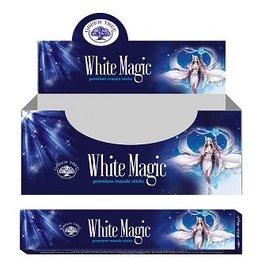 W.F. Peters Green Tree Nattural Masala White Magic wierook 15 grams