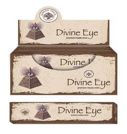 W.F. Peters Green Tree Divine Eye wierook 15 grams