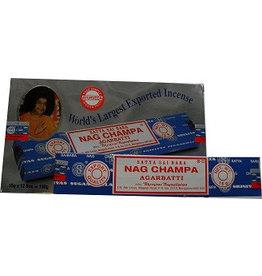 W.F. Peters Satya Nag Champa wierook 15 grams