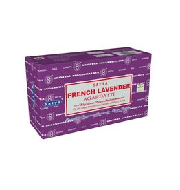 W.F. Peters Satya French Lavender wierook 15 grams