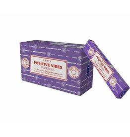 W.F. Peters Satya Positive Vibes wierook 15 grams