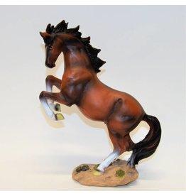 W.F. Peters steigerend paard    24 cm.