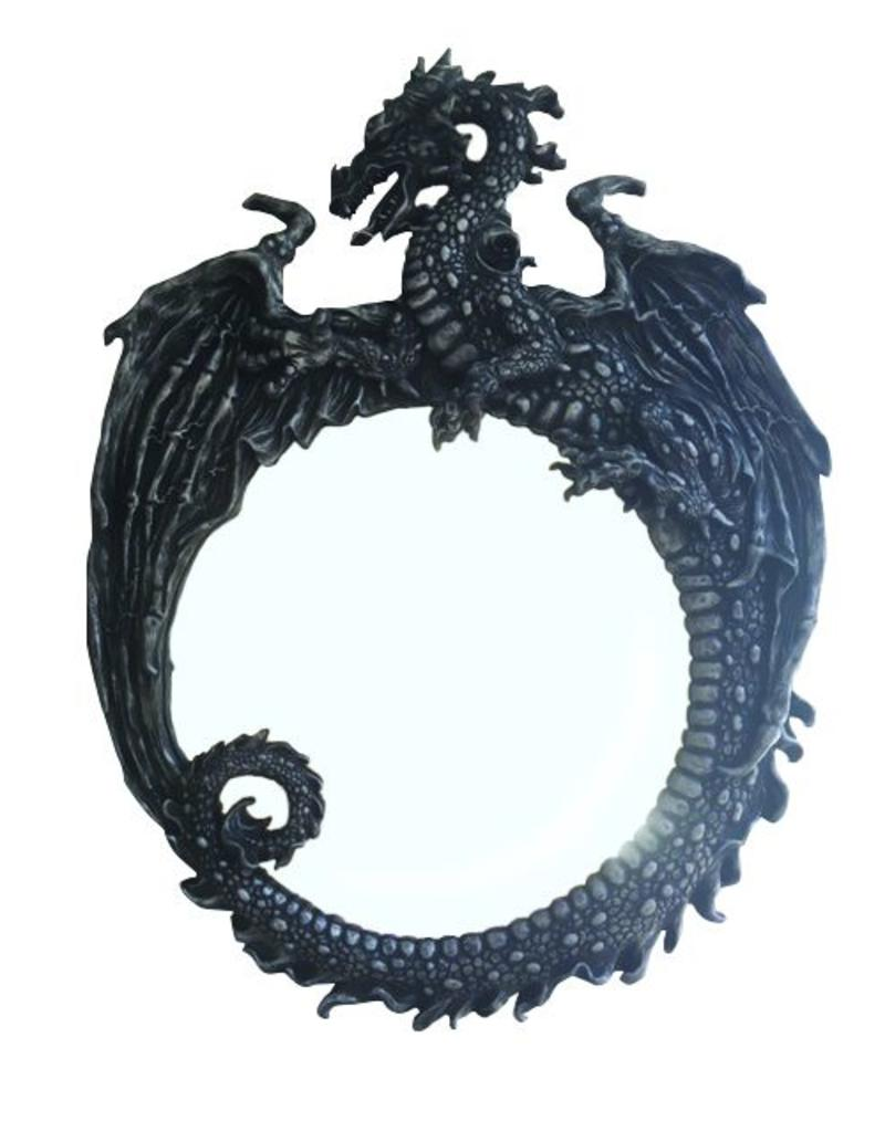 W.F. Peters Draken spiegel