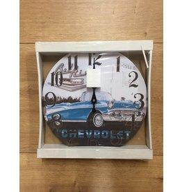 W.F. Peters Klok Chevrolet