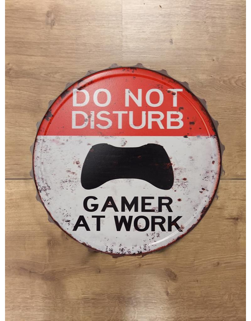 W.F. Peters Beer cap do not disturb