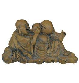 H.Originals Sleutelhanger Happy Buddha (afname per 2 stuks / prijs per 2 stuks)