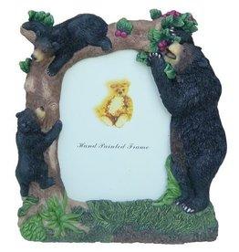 Bruine beer fotolijst (afname per 2 stuks / prijs per 2 stuks)