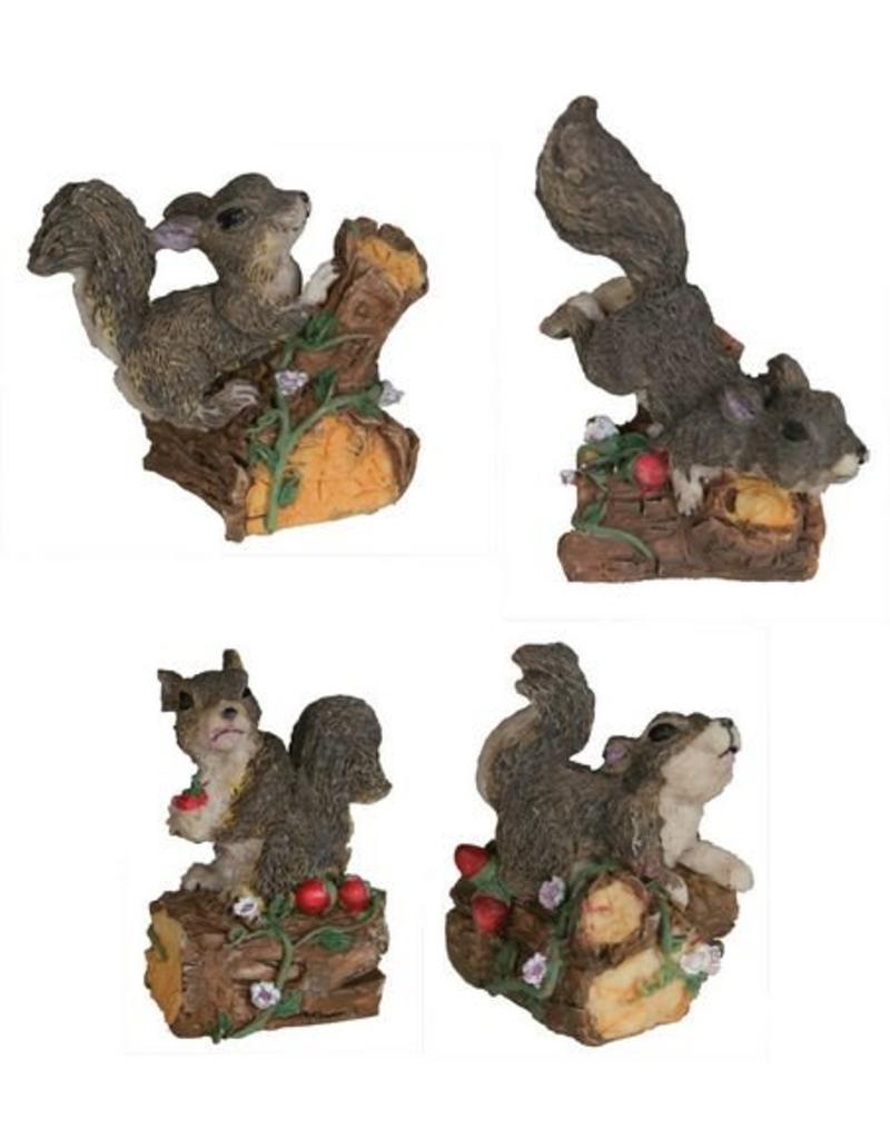 H.Originals Eekhoorn puntenslijper (afname per 4 stuks / prijs per 4 stuks)