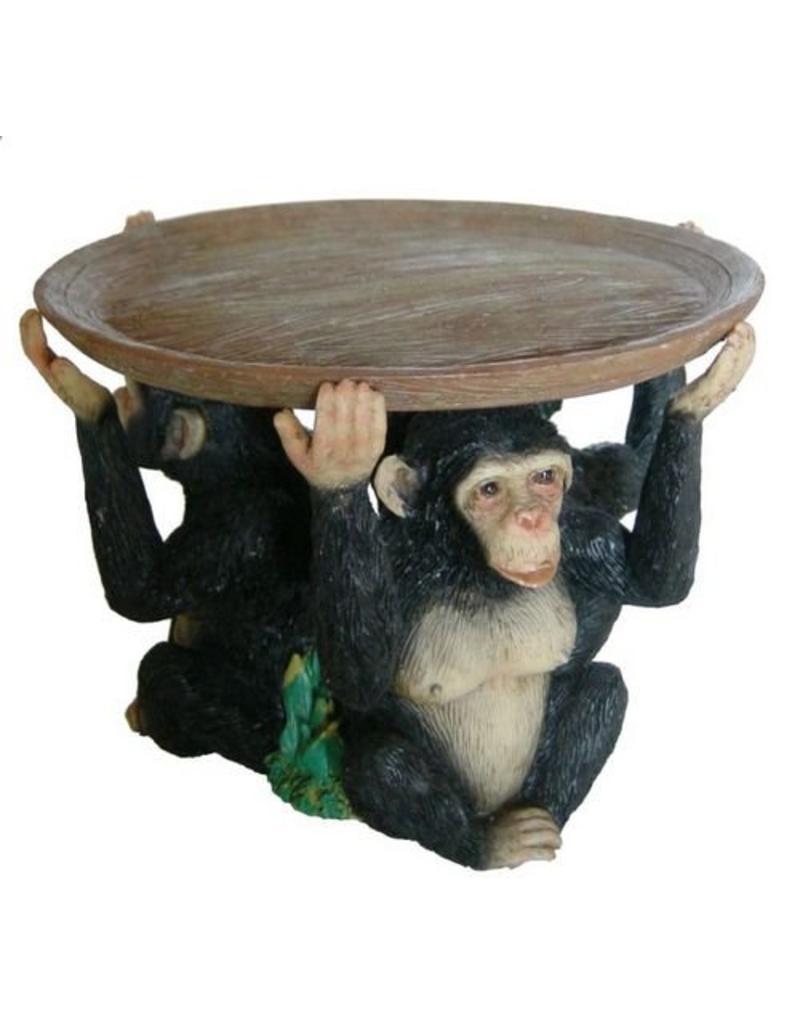H.Originals Drie apen met schaal