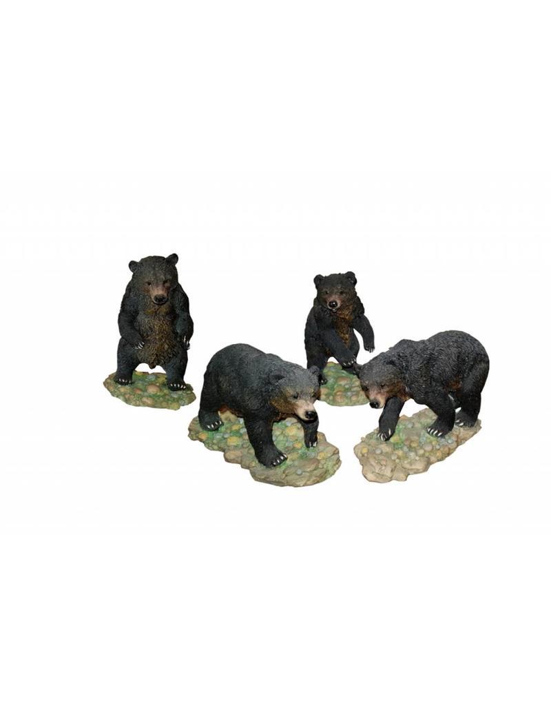 Beren (4 assortiment / prijs per 4 stuks)