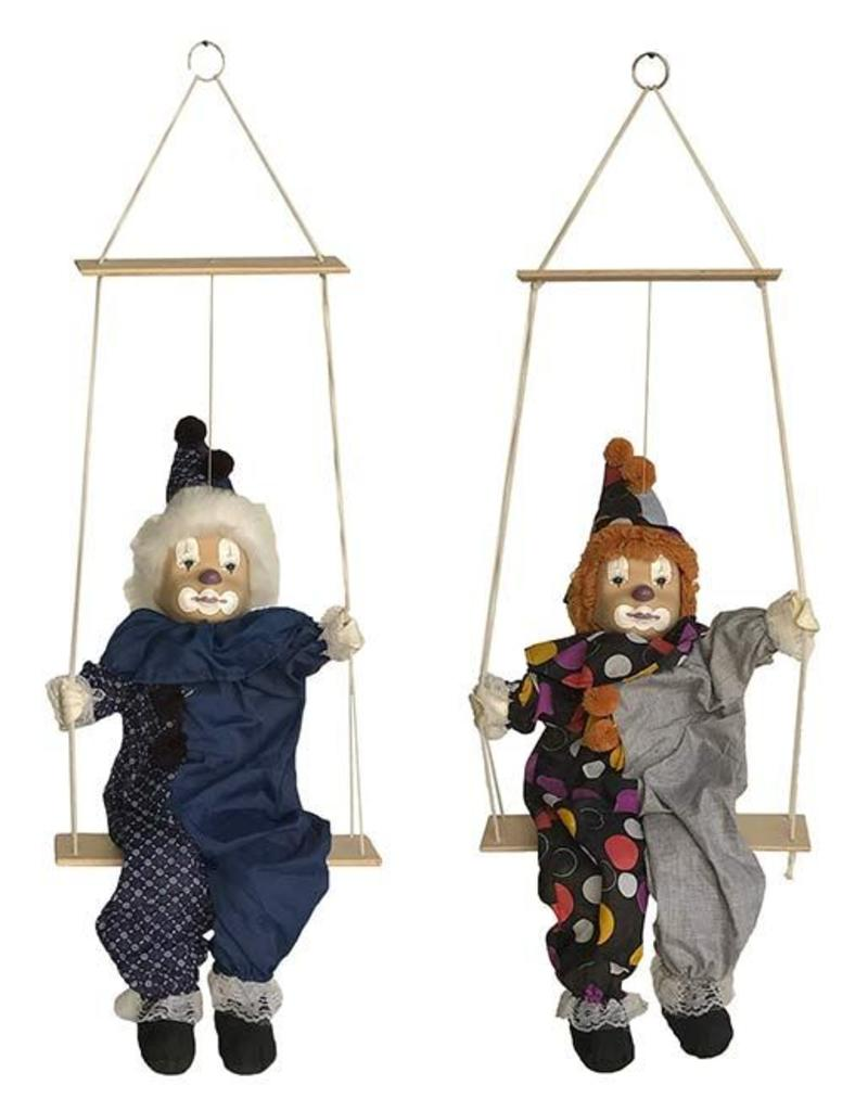 H.Originals Clown op schommel
