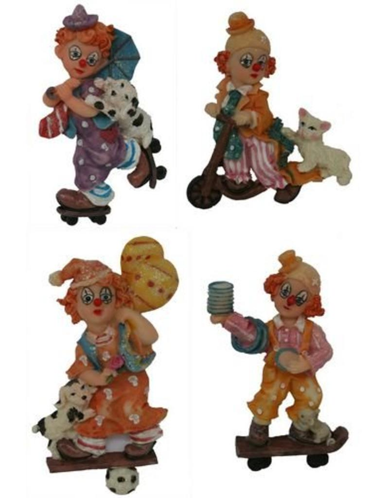 H.Originals Magneet clown