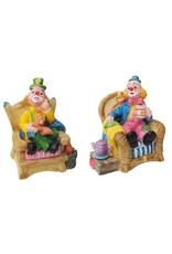 H.Originals Clown op stoel