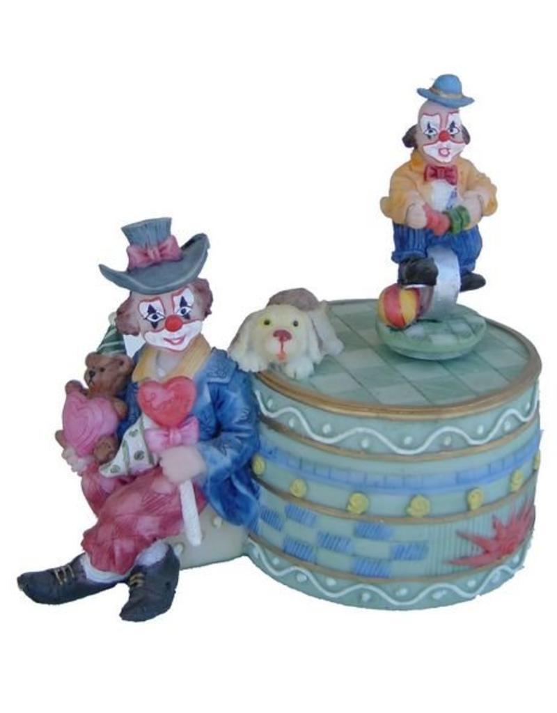 H.Originals Speeldoos clown