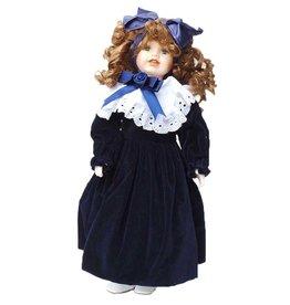 H.Originals Pop meisje blauw 42 X 13 CM 1 assortiment