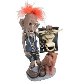 H.Originals Punk met bullhorn 12.5 X  CM 1 assortiment